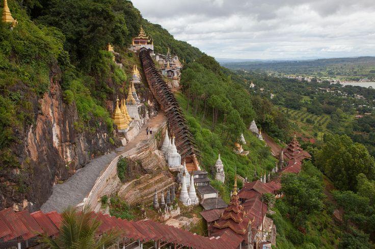 Pindaya, Myanmar by john spies on 500px