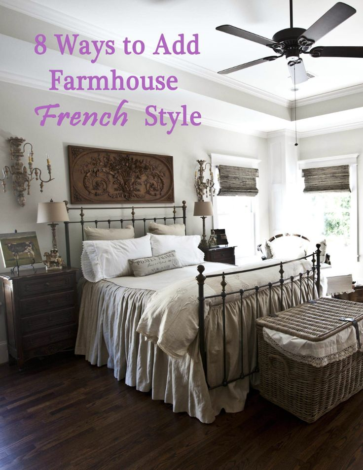 Best 10 french style bedrooms ideas on pinterest french for French vintage bedroom ideas