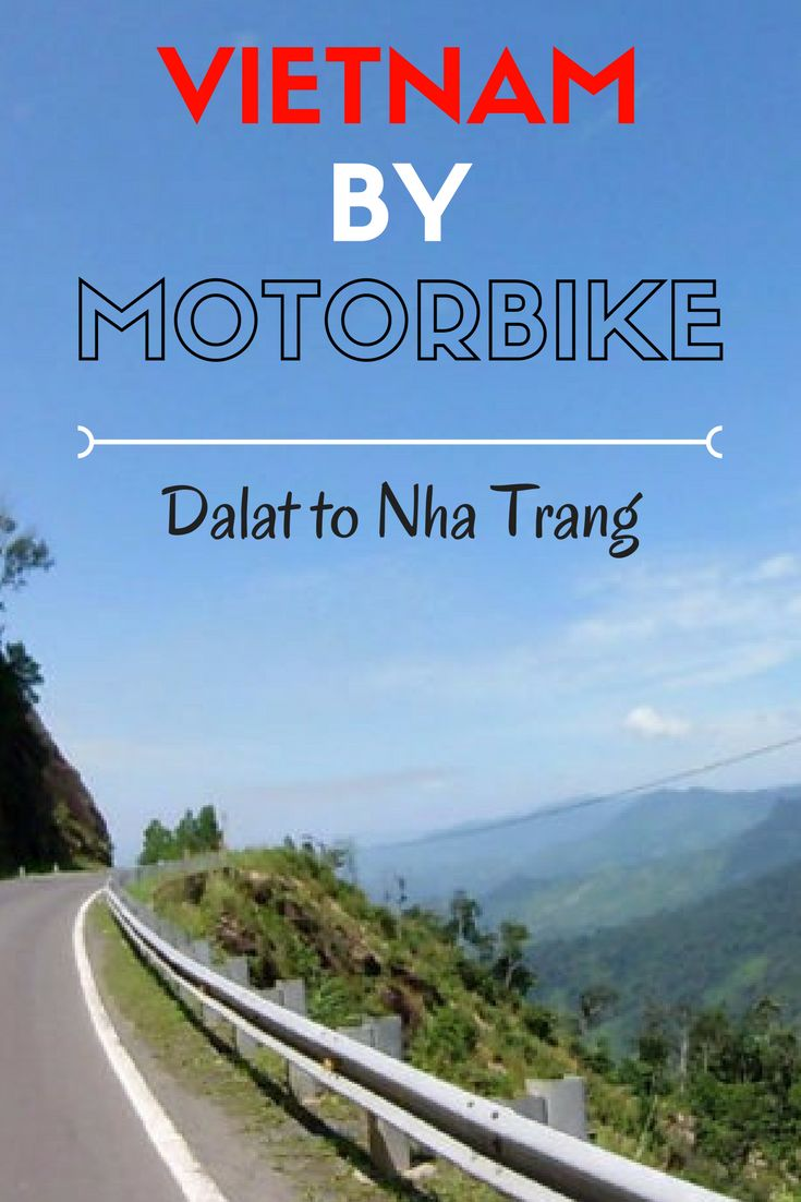 Want to drive across Vietnam by motorbike? Read our travel stories about our motorbike adventure. #motorbike #vietnam #traveltips