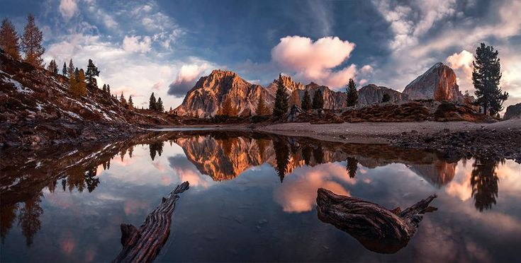 Dolomites, Italy. The Stunning Photography Of Max Rive Will Leave You Absolutely Mystified • Page 2 of 6 • BoredBug