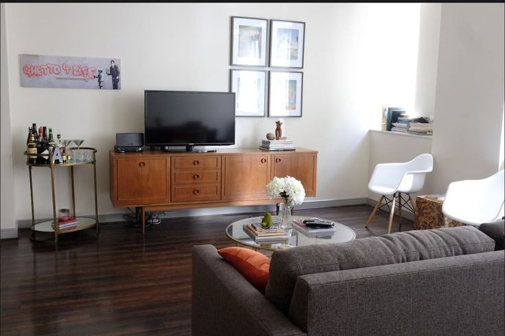 Entire home/apt in Dallas, US. Everything's better downtown! Enjoy the good life in this midcentury modern 1 BR 1 BA stylish downtown apartment. Business or staycation ready! Lined with windows, you'll appreciate its charm and all the amenities: AC, Wifi, sauna, steam room, and...