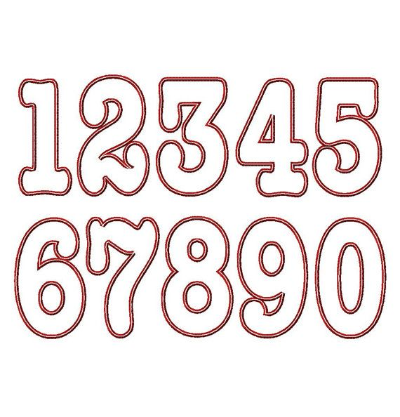 102 best images about letters  numbers on pinterest
