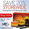 Promo V2 Deal from thefrugalbatavian	   The Frugal Batavian has some great coupon codes and discount codes for black friday and cyber monday when shopping at v2cigs. Promotional code for starter kits at 15% discounts and more. Site also carries great deals for blu cig and green smoke ecigs coupon codes for those looking to quit smoking.