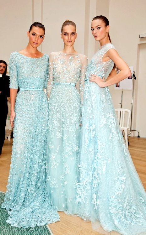 Ellie Saab; you're killing me with these gowns...