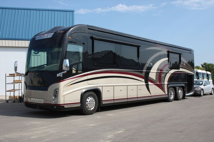 1000 images about fancy motor homes on pinterest luxury for Custom motor coach builders