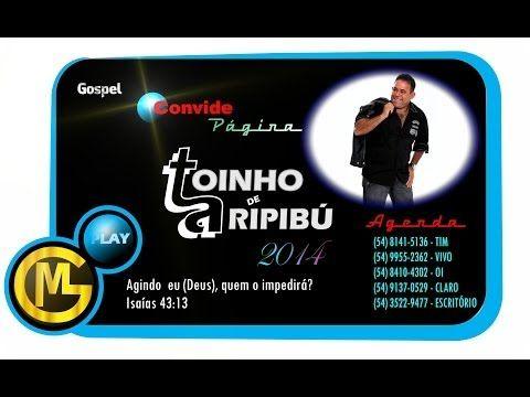 Toinho de Aripibú - Adão e Ivo - AGENDA, CONTATO-TIM (54) 8141-5136 (54) 9955-2362 VIVO - YouTube