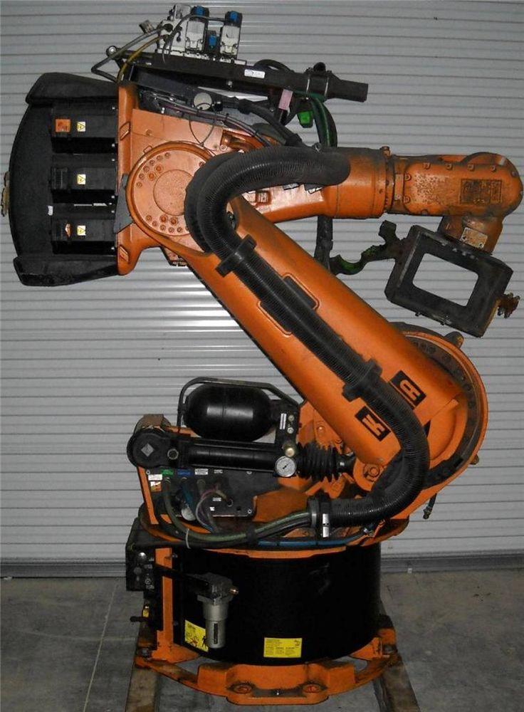 Kuka-Roboter-KR150L-150SP-2-Robot-Arm-No-Controller