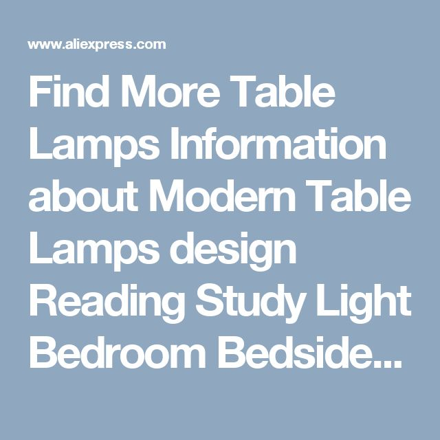 Find More Table Lamps Information about Modern Table Lamps design Reading Study Light Bedroom Bedside Lights Lampshade Home Lighting Led nordic lamp table E27 110v 220v,High Quality design table lamp,China table lamp Suppliers, Cheap table lamp design from JINLONGKE Store on Aliexpress.com