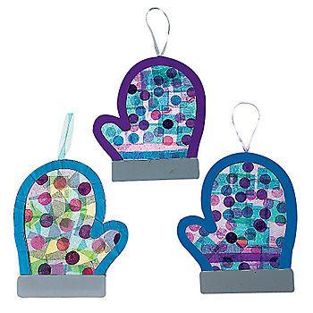 Squish Preschool Ideas: Many Mitten Crafts