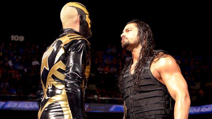 SmackDown 11/29/13: Cody Rhodes & Goldust vs The Shield - WWE Tag Team Champions...