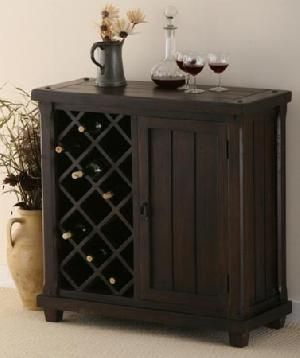 i want to make something like this - wine cabinet