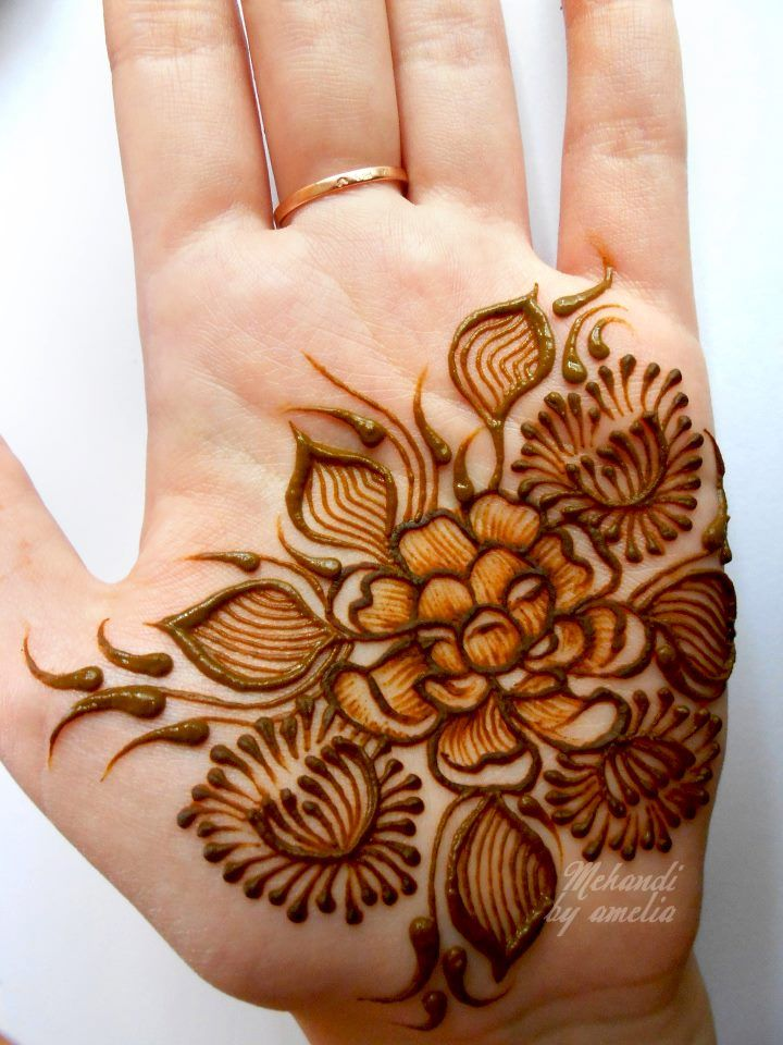 Mehandi by Amelia