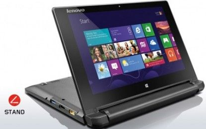 Lenovo Ideapad Flex10 Dual-Mode Laptop