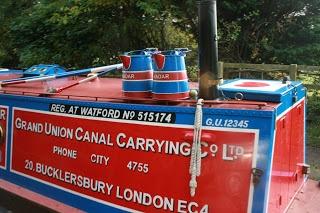 Narrow Boat Albert: Long Buckby, Stoke Bruerne and Yardley Gobion
