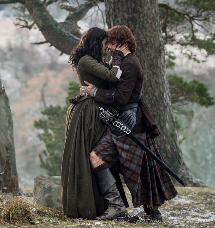 Spoilers: They tried to live without their hearts…Jamie and Claire the years apart – Beth Wesson's Outlander Blog!