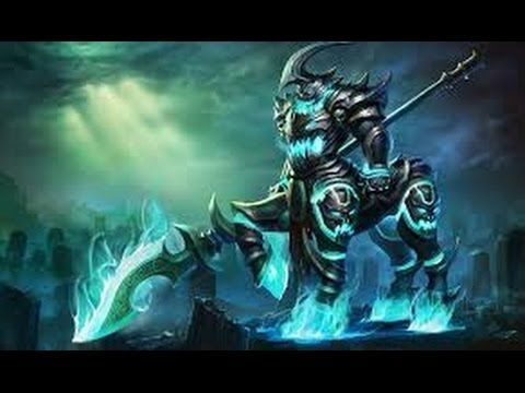 League Of Legends Hecarim Montage- Faster then Quicksilver and The Flash...