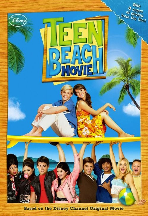 'Teen Beach Movie' Premieres July 19, 2013. I am actually really excited for this movie!! :)