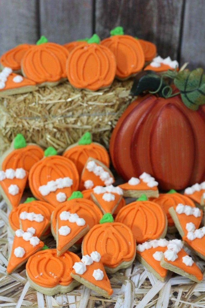 Fall Pumpkin Cookies – YUM!