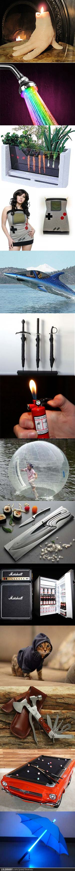Genius! Comp | Top Dog | Cool Inventions, Inventions, Cool ...
