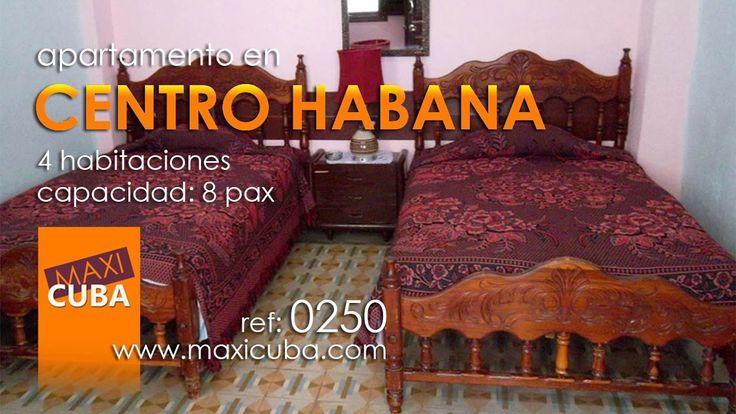 Centro Habana 0250. A 100 metros del Malecón