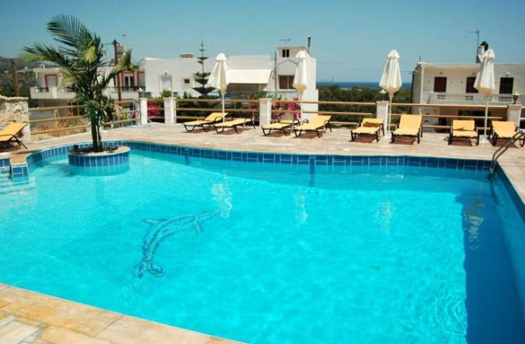 ANNY SEA & SUN Apartments, Kalo Chorio - Agios Nikolaos