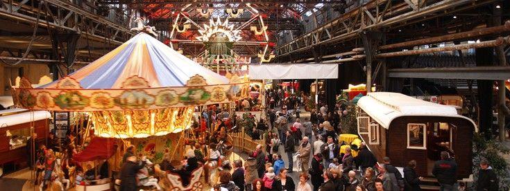 Historischer Jahrmarkt - Jahrhunderthalle Bochum