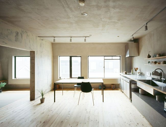 Setagaya Flat: ruwe schoonheid in Tokio | Allemaal Dingen