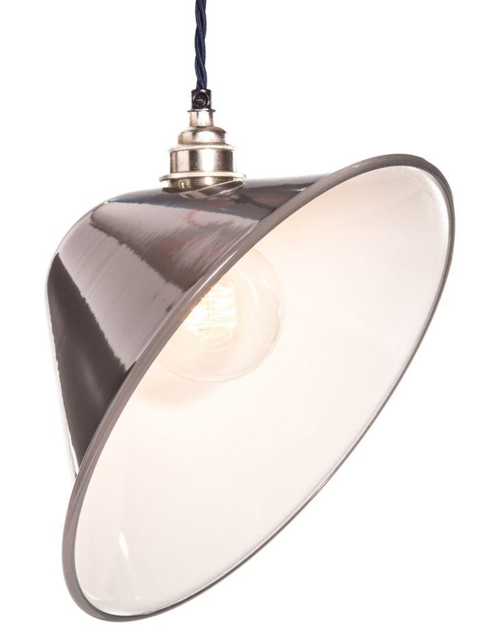 Angled Lamp Shades | Retro Lamp Shades | Factorylux