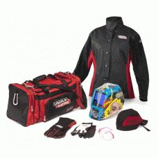 Everything a female professional fabricator would need! Jessi Comb Women's Welding Gear Ready-Pak's. Sizes XS - XL. #New #LincolnElectric #Welding #WomenWelders #Fabrication