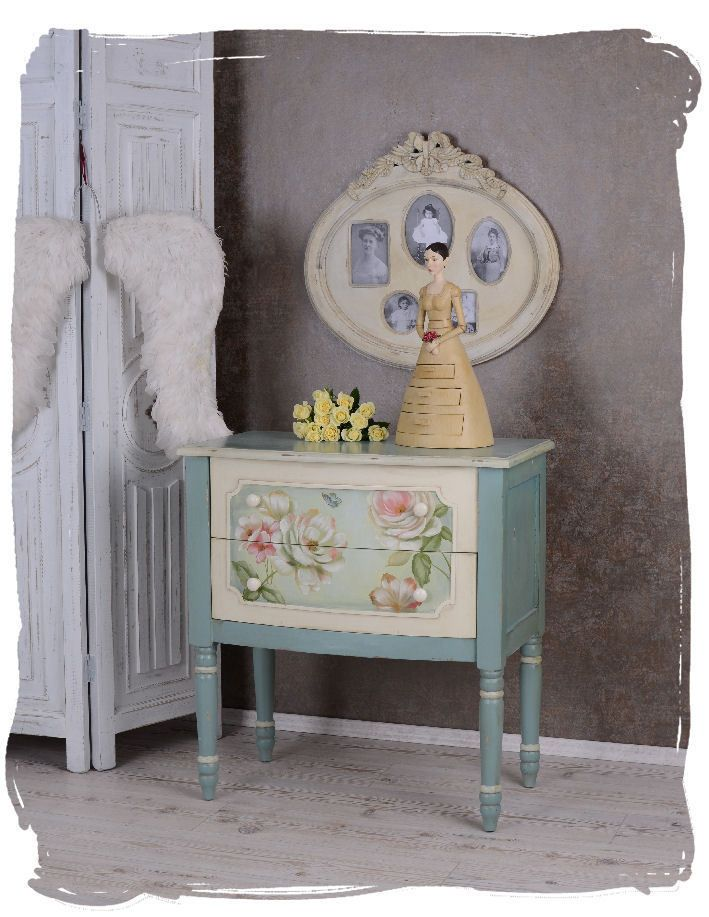 1000+ ideas about Kommode Shabby Chic on Pinterest  Kommode shabby ...