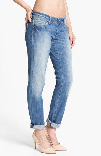 Mavi Jeans Emma Slim Boyfriend Jeans (Summer Nolita) | Nordstrom