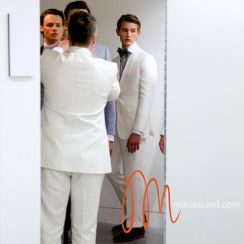 White Suits for Men - Practicality Versus Style