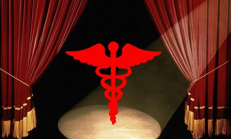 Zdrowia naszego teatralnego - to znakomity artykuł Sary Bednarczyk o tym, jak co poniektóre teatry w pogoni za widzem organizują pogadanki o zdrowiu. (sic!)