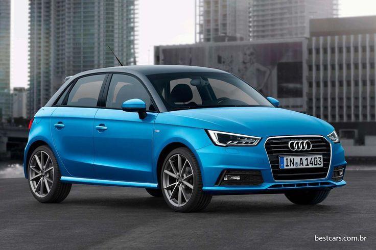Audi A1 Uberarbeitete Optik Und Dreizylindermotoren Beste