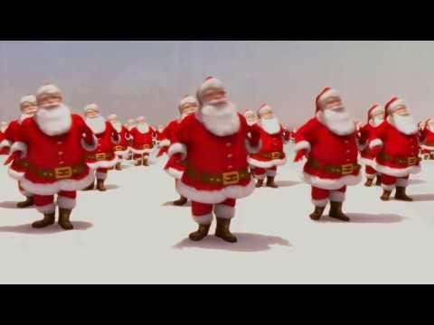 Roztańczone Mikołaje - Jingle Bells - Santa Claus - YouTube