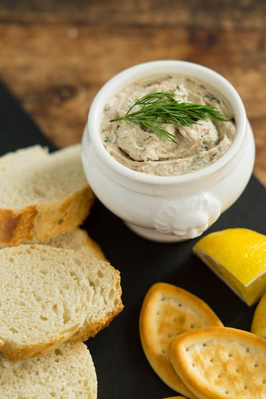 Makreelpaté recept - I am Cooking with Love