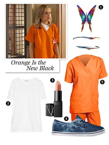 Orange is the New Black Group Costume Ideas. We had so much fun putting together a whole slew of Orange is the New Black Group Costume Ideas and are now convinced that this Halloween is the year of the femaie inmate.
