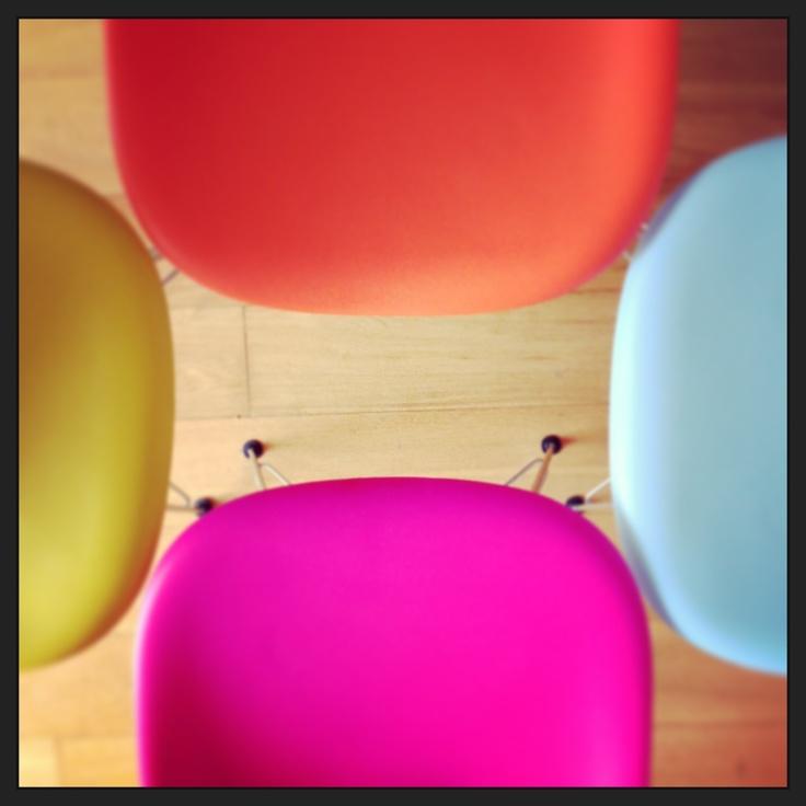 Birthday chairs