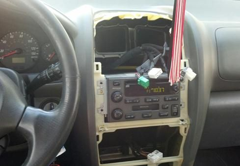 Brian S gave his 2003 an awesome audio upgrade with gear purchased from Crutchfield. #Hyundai #Kenwood #Sony #SoundOrdnance #CarAudio