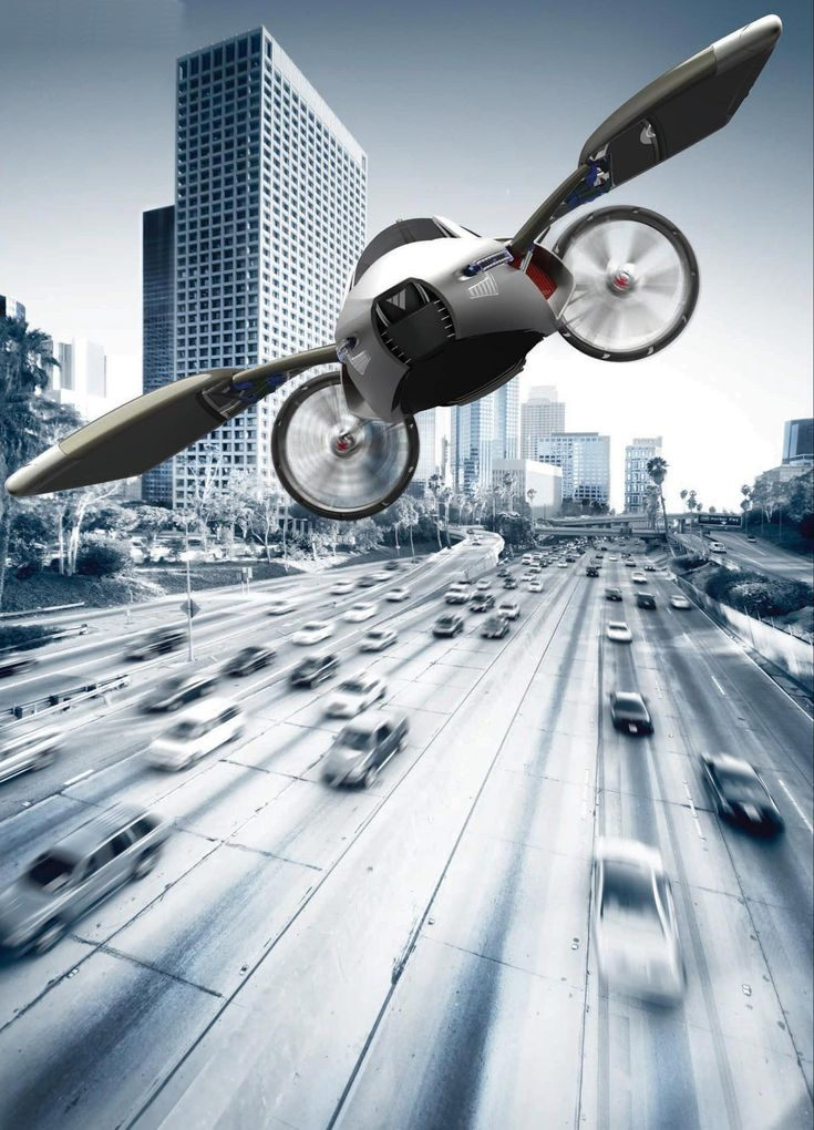 YEE – Concept Flying Car no Longer Just a Dream #technology #Futuretech #tech
