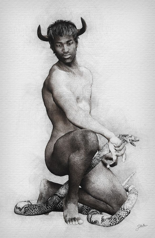«Diablillo Burlon» de Joaquin Abella