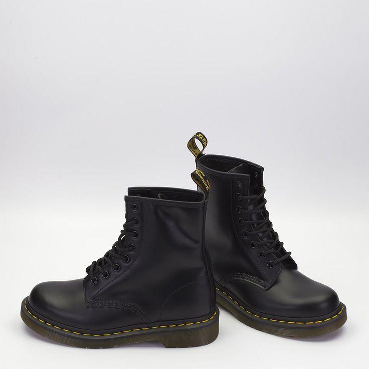 Dante 6-eye Shoes In White Leather - White Dr. Dante Chaussures 6 Oeil En Cuir Blanc - Dr Blanc. Martens Martens NZDQP09r