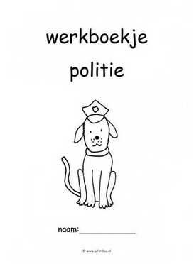 Werkboekje politie 2