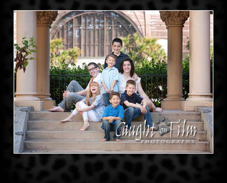 Fun childrens photos at balboa park in san diego