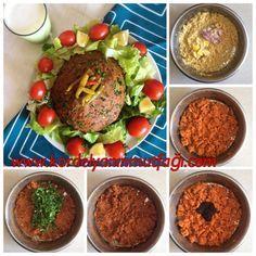 Kordelyanın mutfağı: ÇİĞ KÖFTE TADINDA KISIR