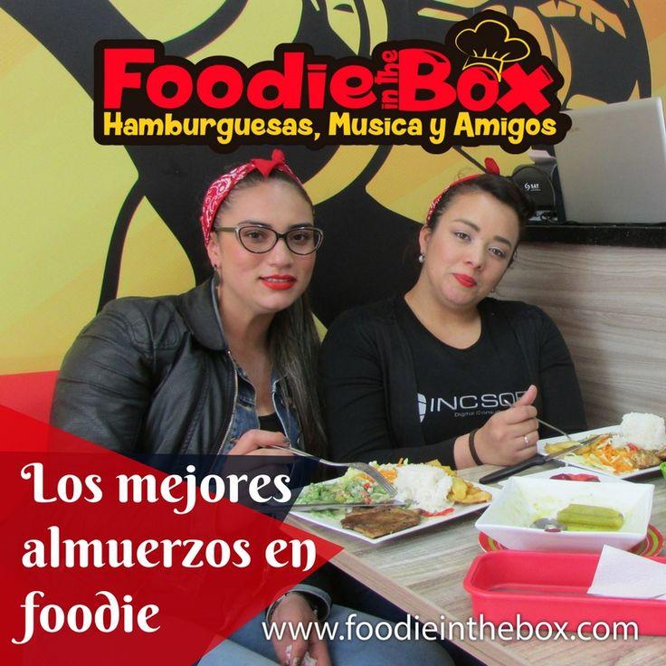 #FoodieInTheBox Almuerzo casero y especial con el mejor el sazón. Deleitate http://foodieinthebox.com/