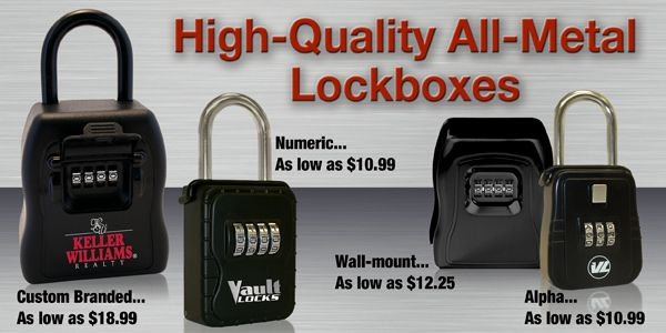 Lock boxes are the right and best investment to secure the home ad property from any type of unwanted intrusion. Today lock box has become the basic necessity of the homeowners in order to make their home safe from thieves and burglars. Contact MFS Supply on 1.800.607.0541 to get the durable alpha lock boxes at discounted rates.