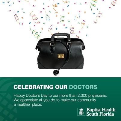 Happy Doctors' Day!