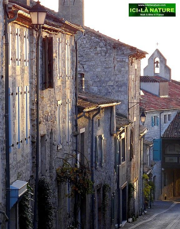 "Lauzerte has been listed since April 1990 as one of the ""Most Beautiful Villages of France"", villages selected for the quality of their heritage, of their architecture and of their environment."