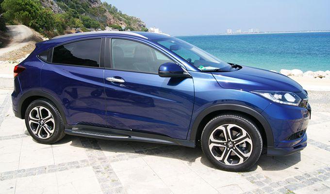 Honda HRV morpho blue - Hledat Googlem
